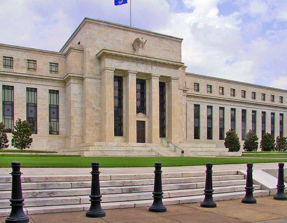 Federal Reserve Looks To End Balance Sheet Reduction As Overseas Economies Stall