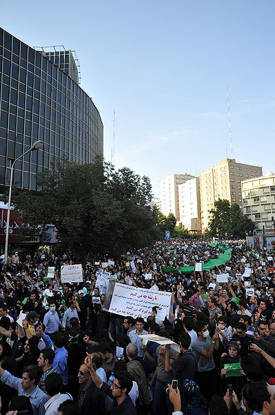 Iran Is On Brink And Needs Push To Democracy