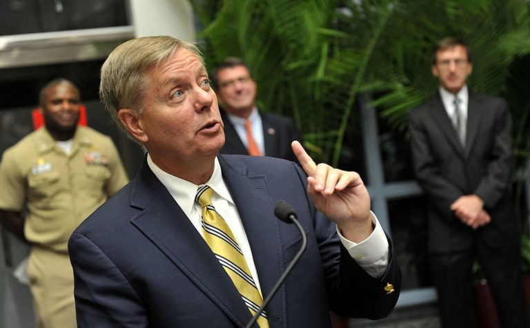 Senator Lindsey Graham Outlines Committee Agenda For New Congress At CPAC