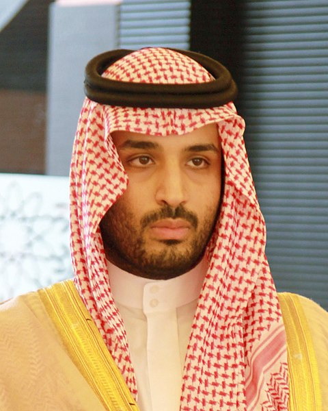 Saudi Prince Gets Love In Beijing As Kingdom Looks For Friends, And Oil