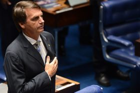 Left Using Anti-Trump Playbook Against Brazil's New Conservative President