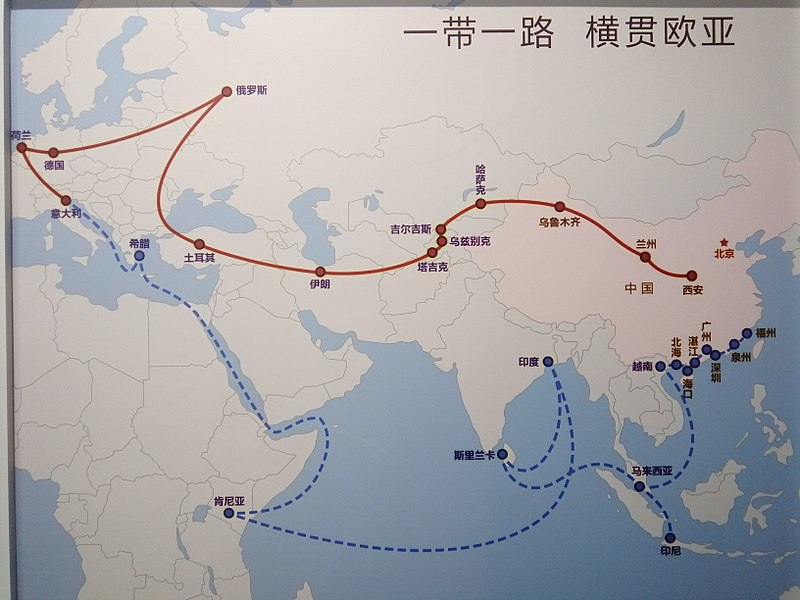 China Says Critics Of Predatory 'One Belt One Road' Project...Wait For It...Racist