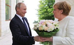 Merkel Is Destroying NATO, Not Trump