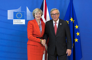 May Gets A New Deal From Brussels, UK Parliament Votes Today