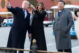 Trump, Xi Meeting Postponed Til At Least April As Chinese Industrial Production Collapses