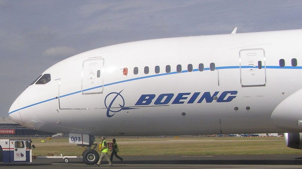 Leftist Media Piles On Boeing, One Of America's Great Exporters