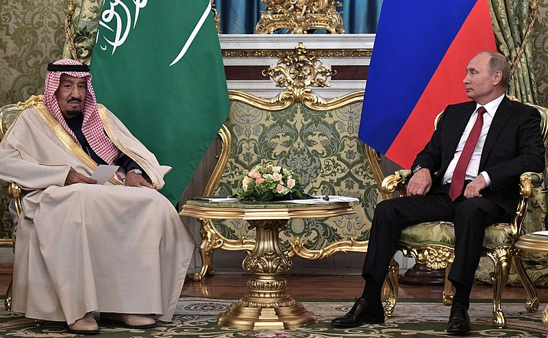 Saudi Arabia Goes Long On Russian Gas Sector, But At What Cost?