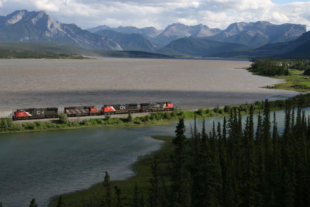 Alberta; sink or swim
