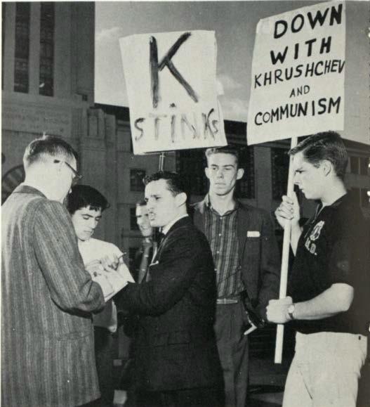 United Nations Day Anti-Communism Rally November 1960