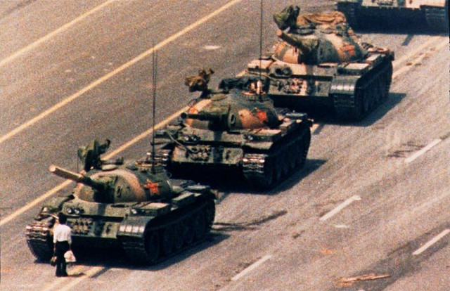 Bloomberg's Biggest Competitor Censors All Reuters Stories On Tiananmen Massacre