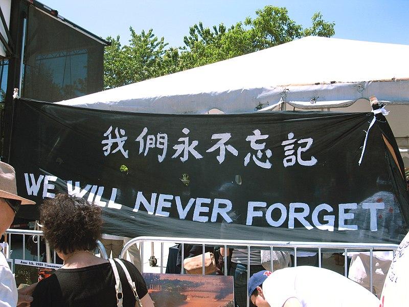 China Threatens Another Tiananmen In Hong Kong