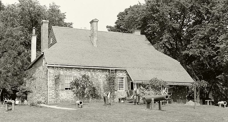 Photograph of  Washington's headquarters  at Newburgh, N.Y.