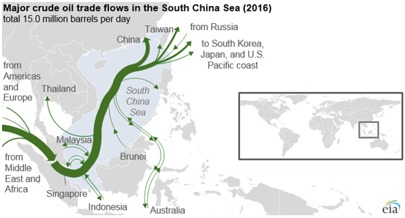 Will Beijing's Aggressive South China Sea Push Ensnare A U.S. Oil Major (Part 1)