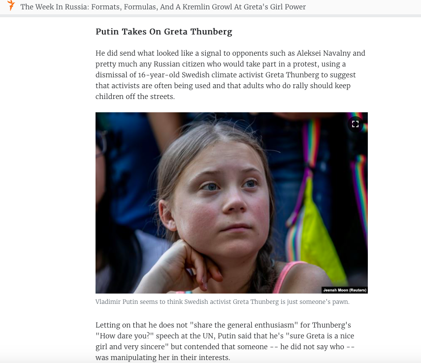 Why Is US-Funded Radio Free Europe/Radio Liberty Pushing The Exploitation Of Children By Leftist Activists?