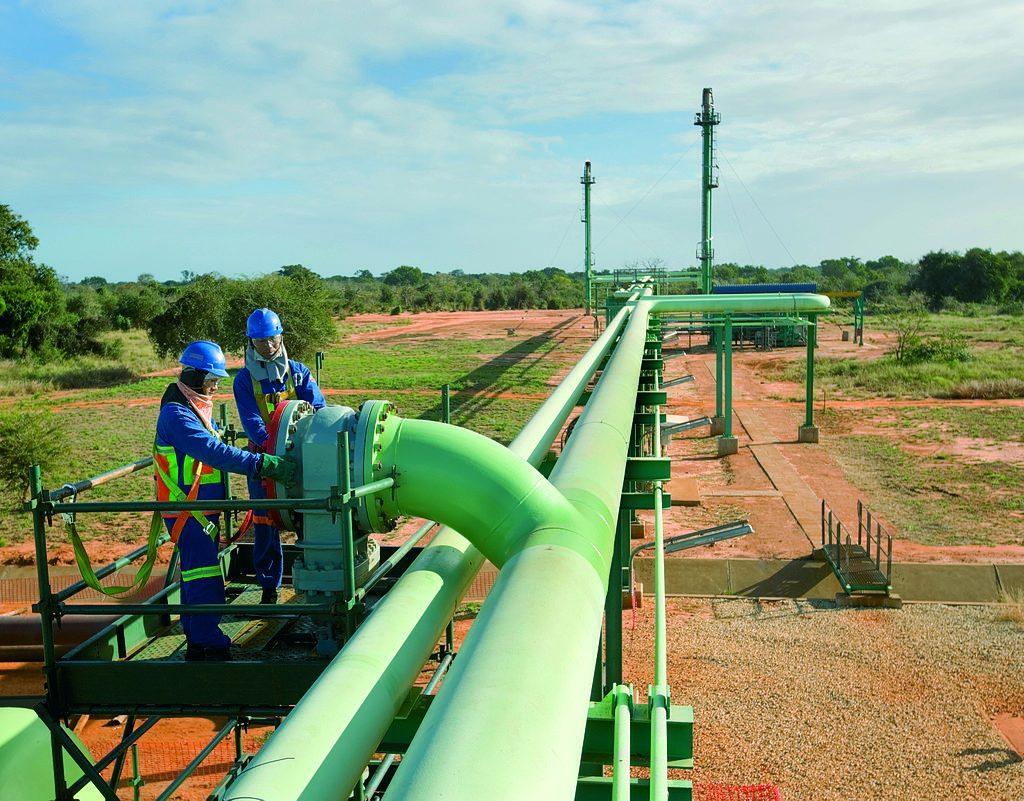 Mega Gas Project Just Got Bigger