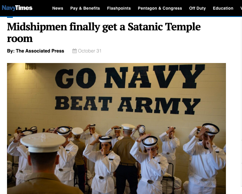Why Is Trump Allowing Our Service Academies To Turn Into Culturally Marxist Hell Holes?