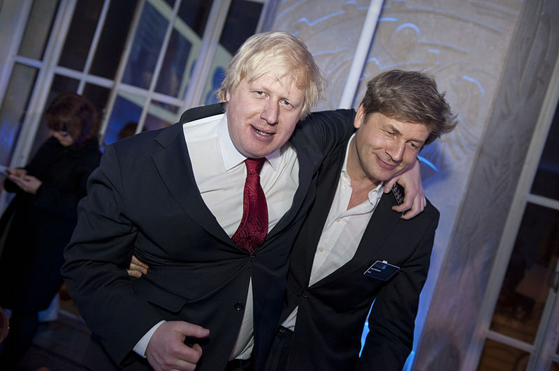 Boris Johnson Wins Overwhelming Tory Majority...Brexit Assured...Harbinger Of Trump Victory In 2020?