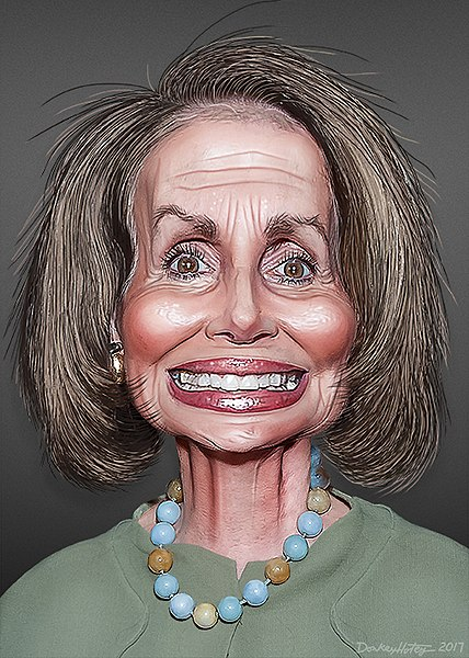 Dictator Wanna-be Pelosi Takes An Impeachment Holiday