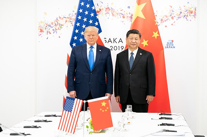 China Is Collapsing.  Like Any Schoolyard Bully, Xi Has Met An Alpha In Trump And Doesn't Know What To Do.
