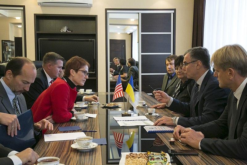 Former Ukrainian Prosecutor Alleges Ambassador Yovanovich Prevented Yanykovych Stolen Billions From Returning To Ukraine