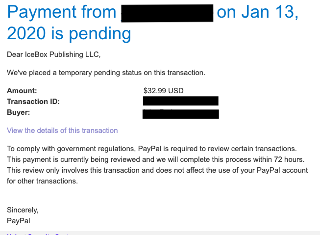 PayPal Blocks Payments For Book On Iranian Resistance Movement Pushing To Bring Down Mullahs