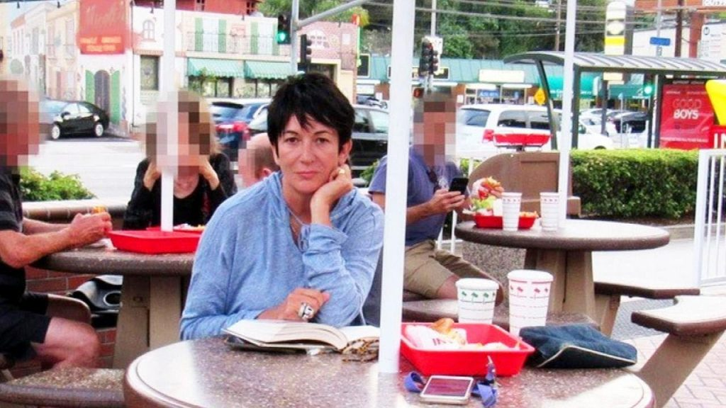 "Image result for ghislaine maxwell ""youtube"""