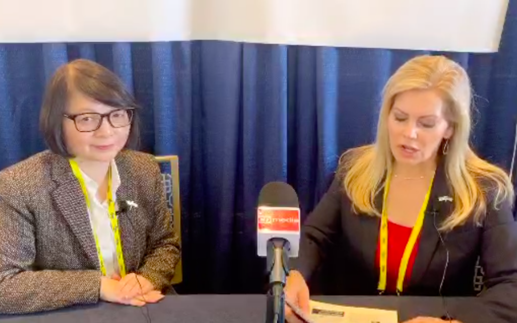 CPAC: Debbie Aldrich Discusses Falun Gong With Editor Of Epoch Times