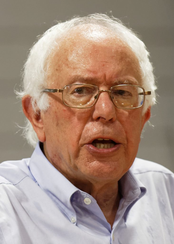 The Hi-Tech Traditionalist: Crazy Bernie Knows Something That MiniMike Doesn't
