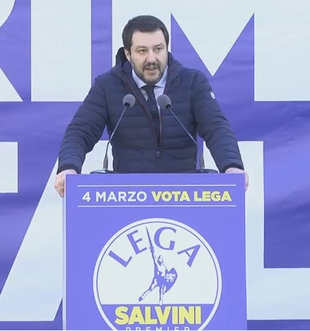 Trump Impeachment Italian Style: Plurality Of Italians Oppose Putting Salvini On Trial For Stopping Boat Migrants