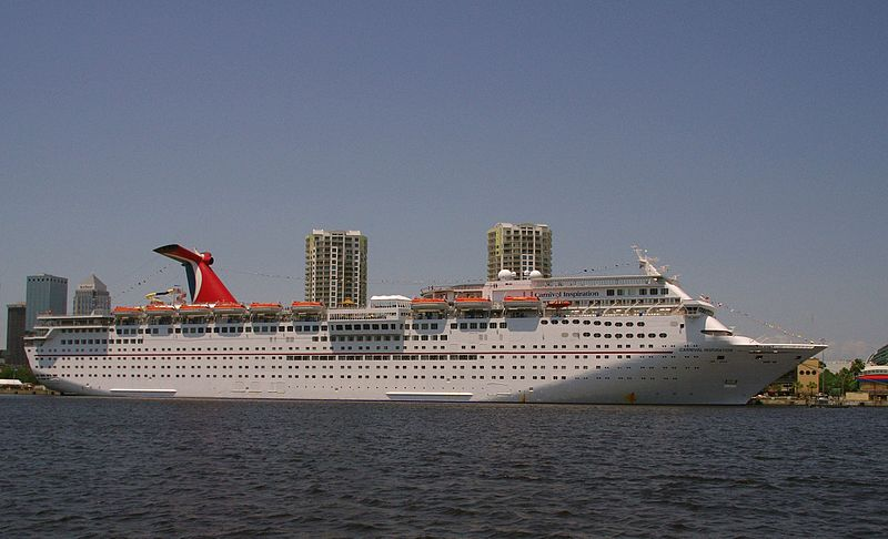 Cruise Ships Registered Offshore Won't Get Bailout...Yet