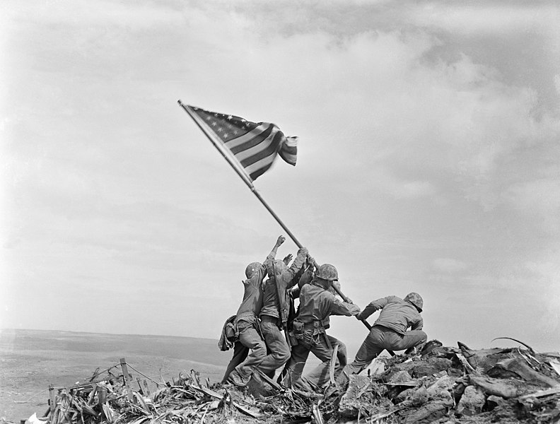The Battle You Thought You Knew...Iwo Jima