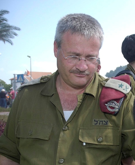 Interview with Israeli General Israel Ziv On Exoneration From Arms Trading Accusations