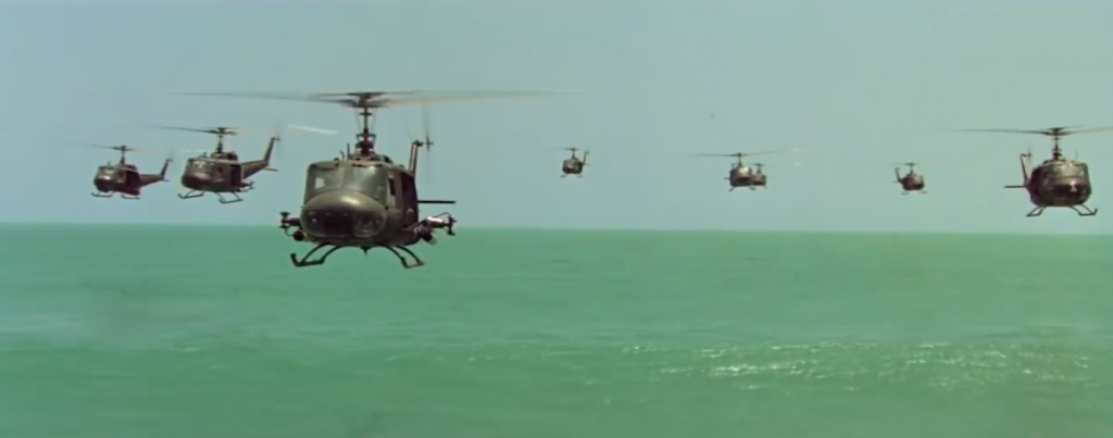 Fed Launches The Helicopters