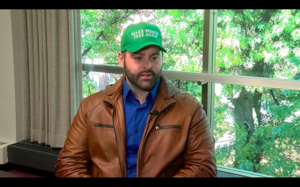 Interview With Gab Founder/CEO Andrew Torba