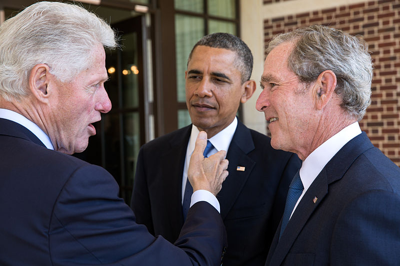 It's Now Blatantly Obvious The Bush/Clinton/Obama Uni-Party Sold Us Out To China
