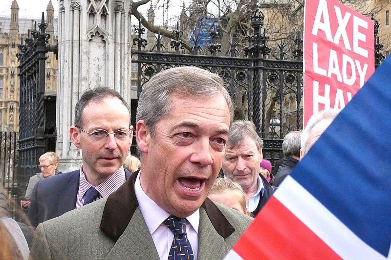 Nigel Farage Says Boris Johnson Is In Really Bad Shape