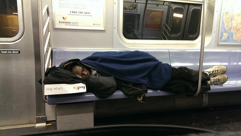Cleanup Plan Ordered By Gov. Cuomo To Combat Subway Homelessness And Filth