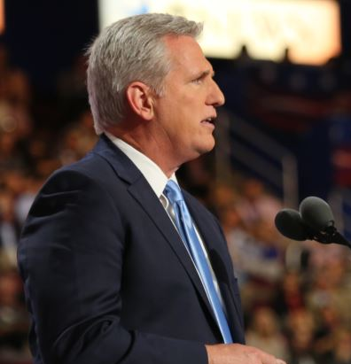 McCarthy Won't Go Along With Pelosi Pork And Handouts To State Employee Unions
