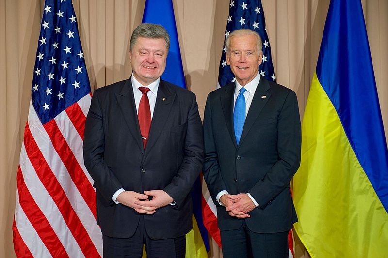 BREAKING: Audio Tape Released Between Corrupt Former Ukrainian President Poroshenko And Joe Biden Discussing Corrupt Activities