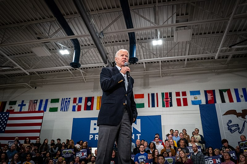 Biden Promises To Increase Taxes