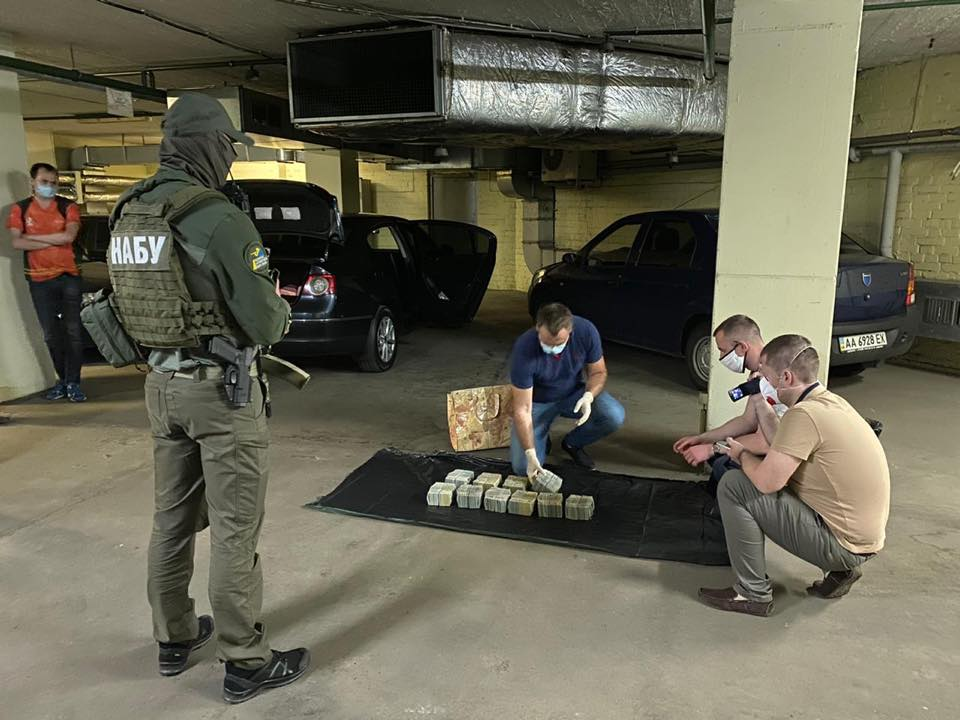 Ukrainian Law Enforcement Arrest Suspect, Seize $6 Million Cash Allegedly Used To Force End To Investigations Into Burisma And Hunter Biden