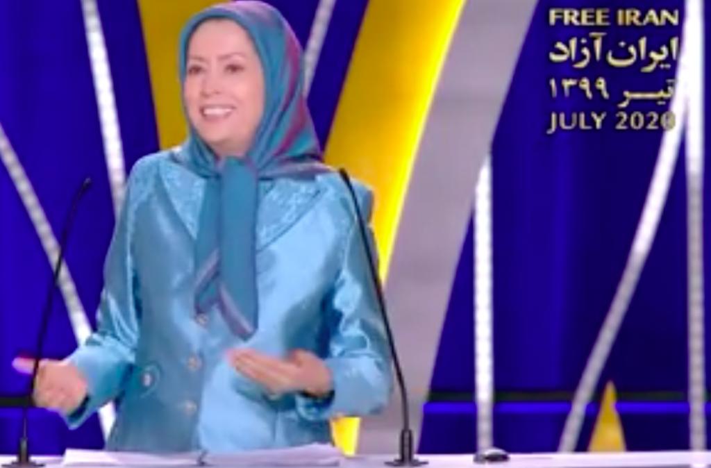 Iranian Resistance Holds #FreeIran2020 Virtual Gathering