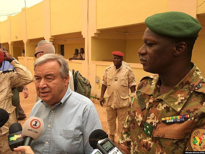 UN General Secretary Initiates New World Order, Anti-American Global New Deal