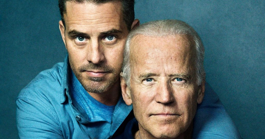 Joe And Hunter Biden Met With Russian Energy Execs Within Weeks Of Crimean Annexation...The Question Is...Why?
