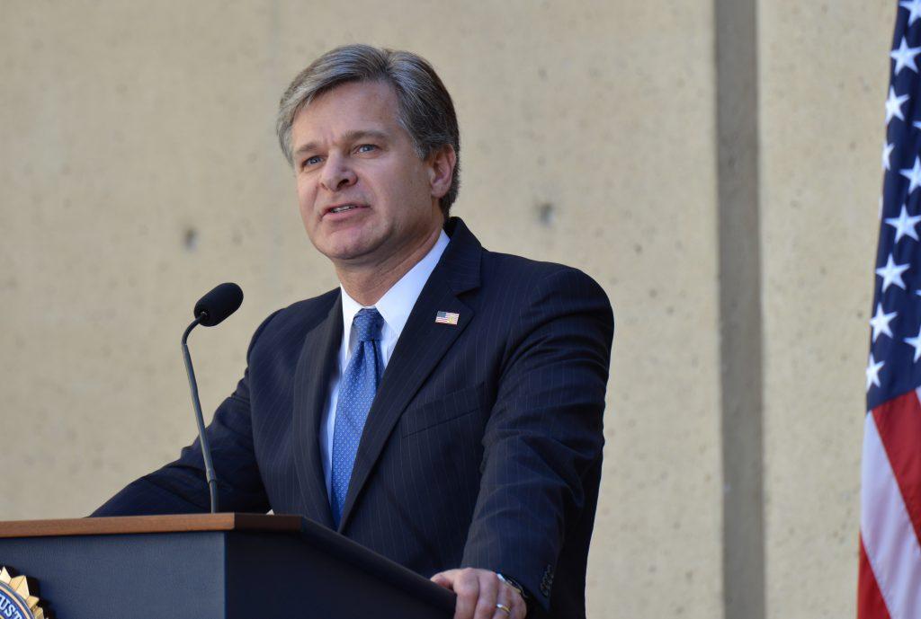 A Step Closer: Johnson Subpoenas FBI Director Wray In Crossfire Hurricane Investigation