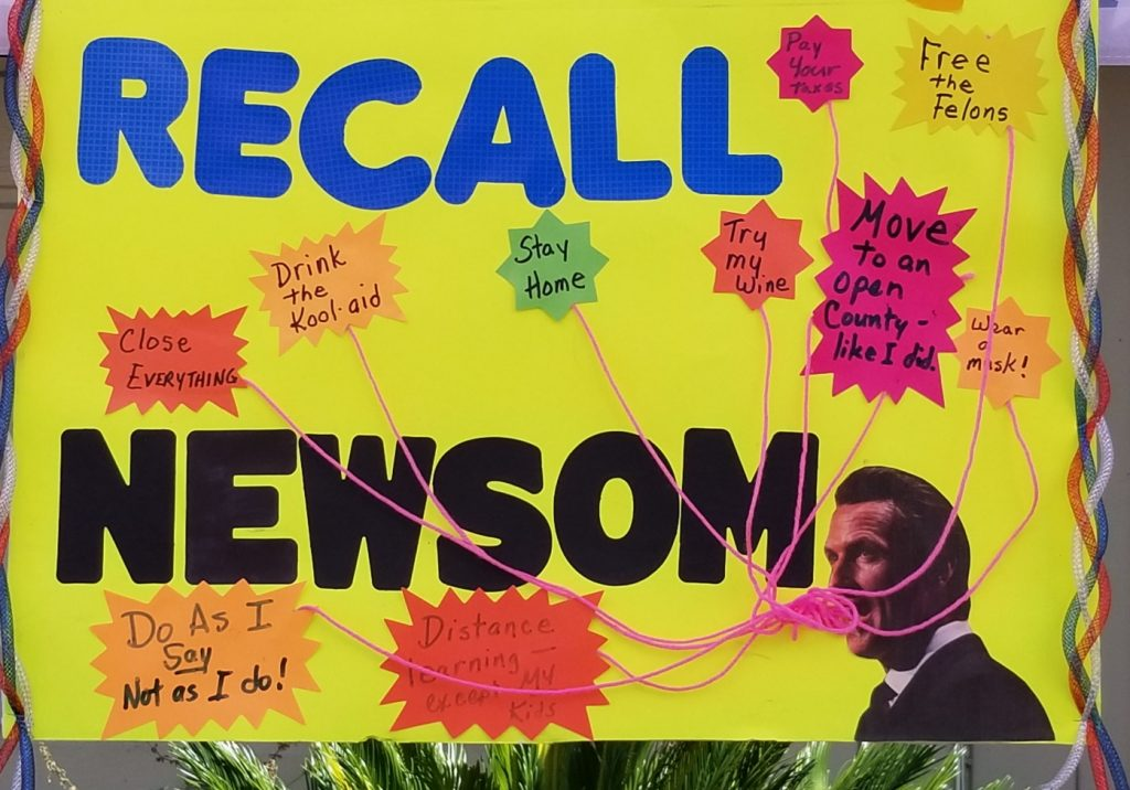 RECALL NEWSOME Gains Bipartisan Steam Despite Media Blackout
