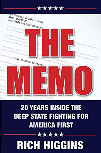 Book Review: Rich Higgins, 'The Memo'