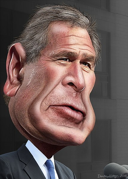 George W. Bush Confirms He Is In On The Con