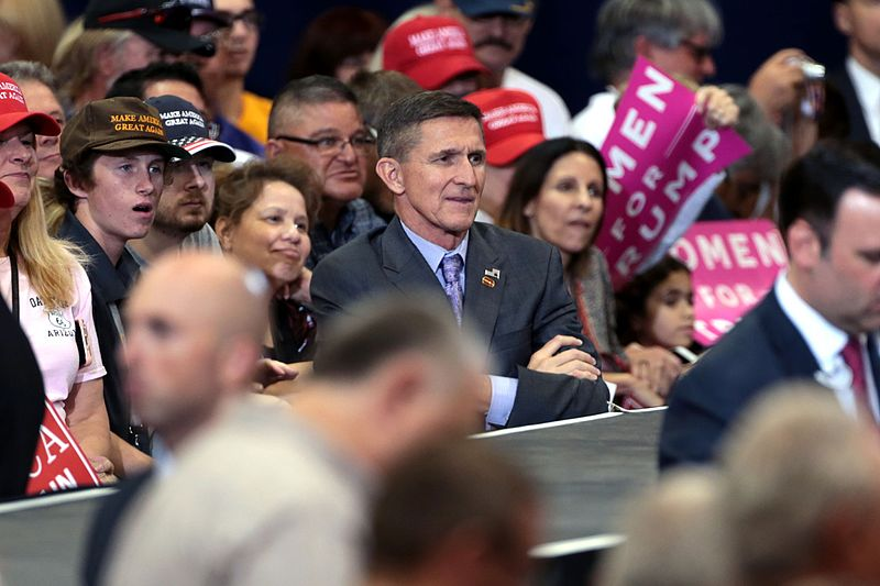 Trump Pardons General Michael Flynn