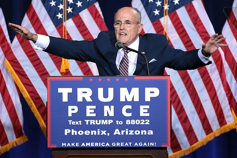 Giuliani To Rep Trump In PA Election Case, Remains Absolutely Convinced He'll Win
